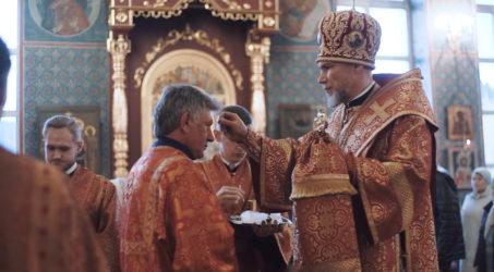 30-летие прихода вмч. Георгия Победоносца г. Таштагола.